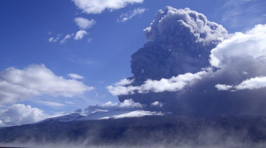 Eyjafjallajökull 2010